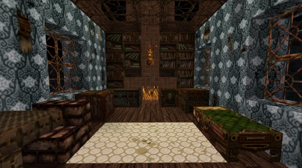 minecraft steampunk animated texture pack