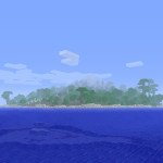 Volcanic Minecraft Survival Island Map