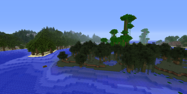minecraft survival islands