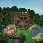 Temple of Doom, Minecraft Survival Adventure Map Download