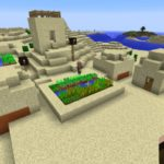 Best Minecraft Map Seed For Minecraft 1.10, Two Village Spawns, Minecraft Horse Spawn, Minecraft Temple Spawn! 3 in 1
