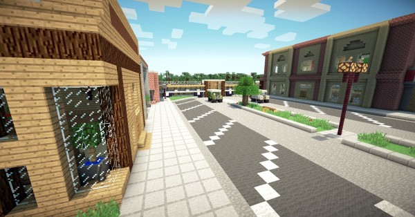 minecraft walking dead survival map download