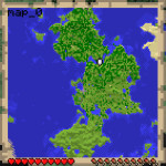Minecraft 1.9 Game Map
