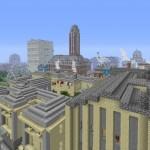 Mineton, Minecraft City World Download
