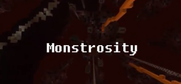 monstrosity minecraft ctm adventure survival map