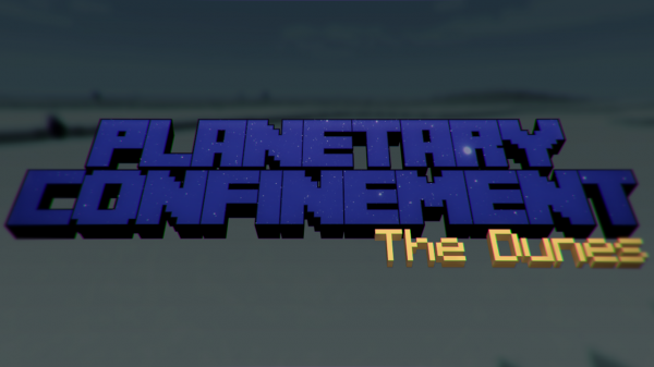 planetary confinement minecraft map download
