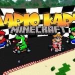 How To Play Mario Kart In Minecraft | Mario Kart Map Download