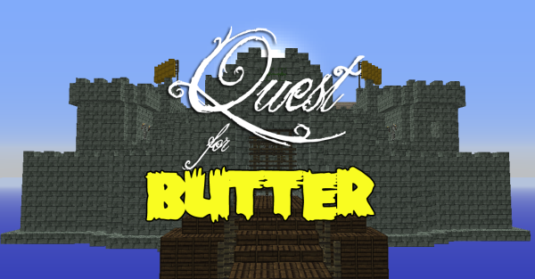 quest for butter minecraft adventure map download