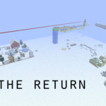 The Return, A Minecraft Puzzle Adventure Map