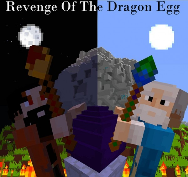 revenge of the dragon egg minecraft download