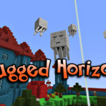 Skeeto's Rugged Horizons, Minecraft CTM Survival Map Download