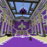 Saint's Row Minecraft Mansion Download