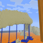 Sand Tomb Hostile Minecraft Survival Map
