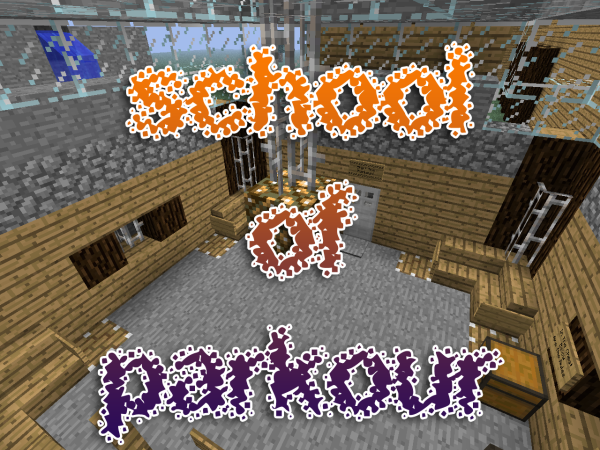 school of parkour how to parkour map