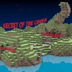 Cave Secret, Minecraft Adventure Map