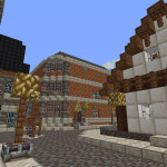 Sherlock Holmes and the Blocky Conspiracy Minecraft Adventure / Puzzle Map Download