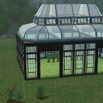 How To Put Plants Inside A Sims 3 Greenhouse