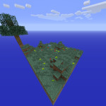 Sky Chunk, Minecraft Sky Survival Map