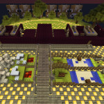 Sky Wars, Minecraft Multiplayer Map