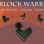 Skyblock Warriors Minecraft PvP Map