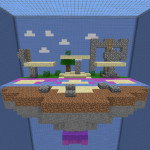 Minecraft Super Smash Bros PvP Map
