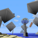 Top Ramen, Minecraft 1.4 Adventure Map