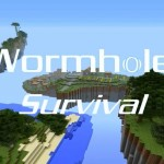 Wormhole Survival, Minecraft Survival Map